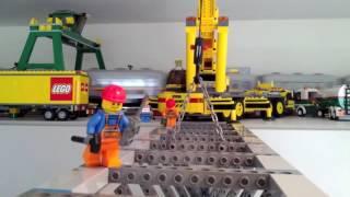 Video Kereta Api Lego - Kapan bisa punya beginian ya? MP3, 3GP, MP4, WEBM, AVI, FLV Juni 2018