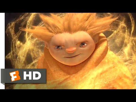 Rise of the Guardians - Fighting the Boogeyman | Fandango Family