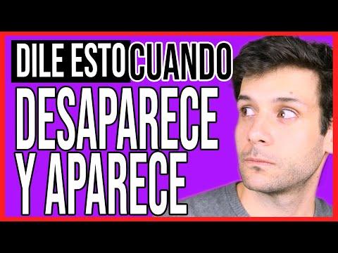 ⚠️ Dile Esto Cuando Se Desaparece Y Aparece ⚠️ [DALE UNA LECCIÓN] | JORGE ESPINOSA