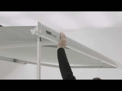 RV Awnings - Thule Omnistor 8000 Motorised