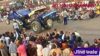 घोगड़ियाँ में ट्रेक्टर टोचन ......Best tractor tochan in ghogrian.jind.haryana