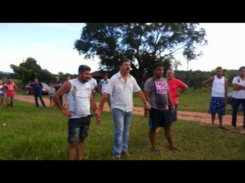 Adelino Filho VS Wanderly   MMA em campinorte - GO  kkk