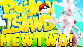 MEGA EVOLUTION MEW TWO!? - Minecraft Pixelmon Island SMP - Pixelmon Mod #14