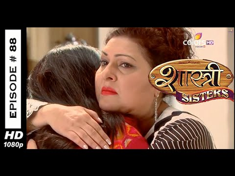 Shastri Sisters - ???????? ???????? - 30th October 2014 - Full Episode (HD) 30 October 2014 08 PM