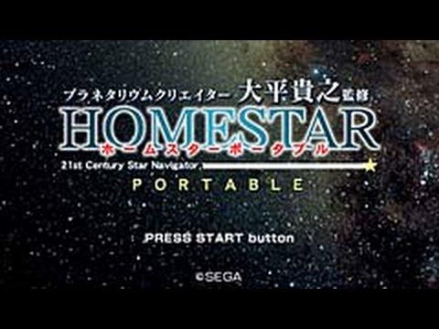 Homestar Portable PSP