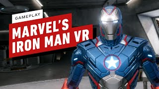Marvel's Iron Man VR - 18 Minutes of Gameplay (SHIELD Helicarrier) by IGN