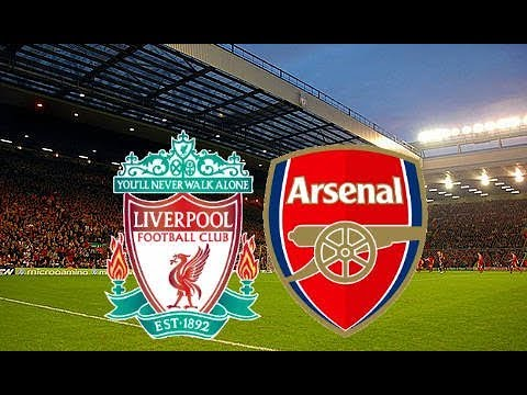 Liverpool Vs Arsenal (LIVE)