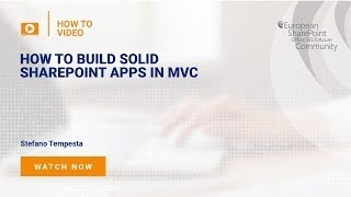 SOLID SharePoint Apps in MVC