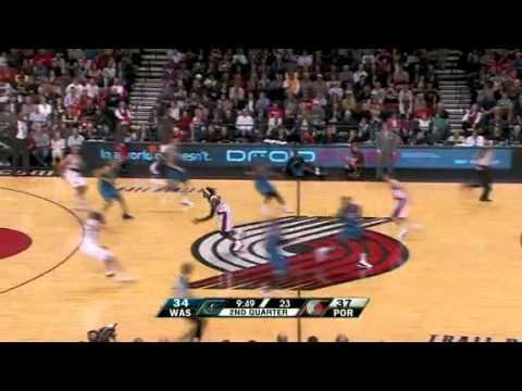 Washington Wizards 76 – Portland Trail Blazers 111