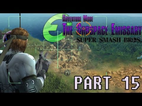 preview-Gaming with the Kwings - SSBB The Subspace Emissary part 15 co-op (Kwings)