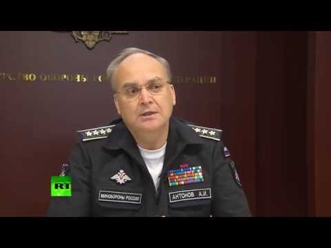 Минобороны РФ: США все еще не представили