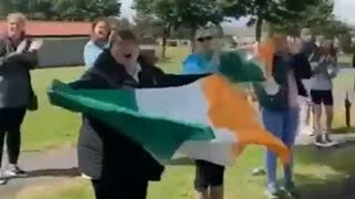 De Selby residents welcome home Jack Woolley from Tokyo