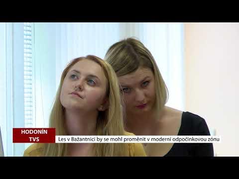 TVS: Deník TVS 23. 5. 2018