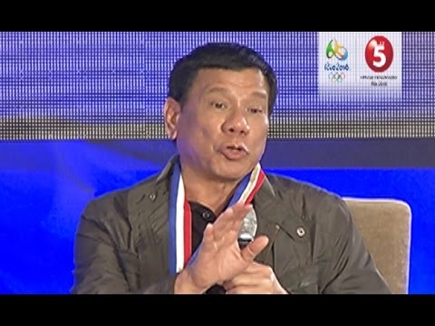 Duterte, Sumalang Sa 'go Negosyo: Meet The Presidentiables'