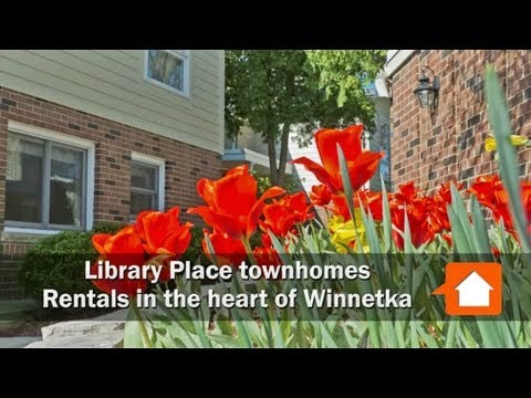 One unit left at Library Place in Winnetka