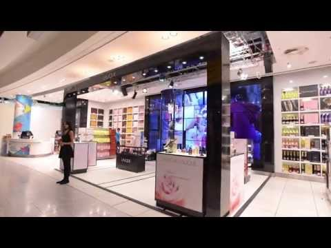LALIQUE – Pop-up at London Heathrow T5 with World Duty Free Group