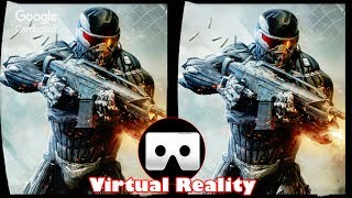 Nonton 3d Crysis 2   Vr Virtual Reality V  Deo Google Cardboard Vr Box Film Subtitle Indonesia Streaming Movie Download