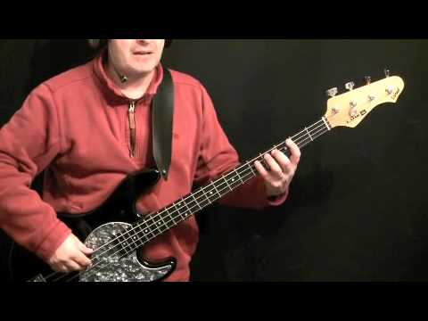 Learn How To Play Bass Guitar To September – Earth Wind and Fire – Verdine White