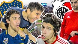 Video BOCA vs RIVER | Superclásico Futbol Argentino 2017 | Previa FIFA 17 MP3, 3GP, MP4, WEBM, AVI, FLV November 2017