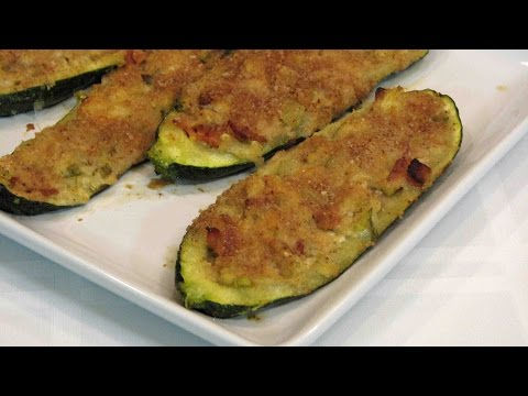 Southwestern Stuffed Zucchini – Lynn's Recipes