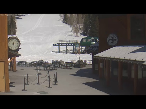 Live-Cam: USA - Alta - Wyoming - Teton County - Grand ...
