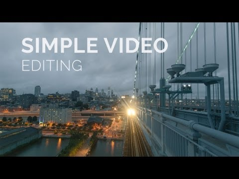 editing - Philly Is Ugly timelapse tutorial and behind the scenes. http://phillyisugly.com In the following tutorial we will look at some very simple timeline video ed...