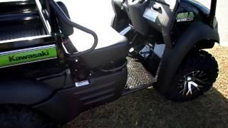 6. 2014 Kawasaki Mule 610 4X4 XC SE