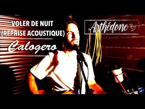 Calogero - Voler de nuit (Reprise Acoustique)
