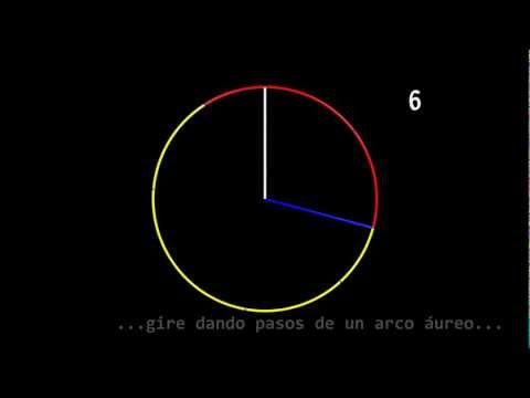 Algo pasa con phi - Capítulo 5 - El gnomon áureo y el reloj de las plantas