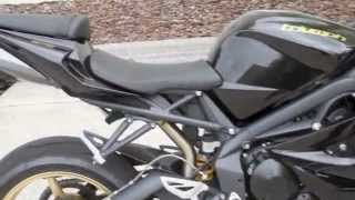 5. 2012 Triumph Daytona 675 for sale Tampa Brandon New Port Richey Florida used Harley-Davidson