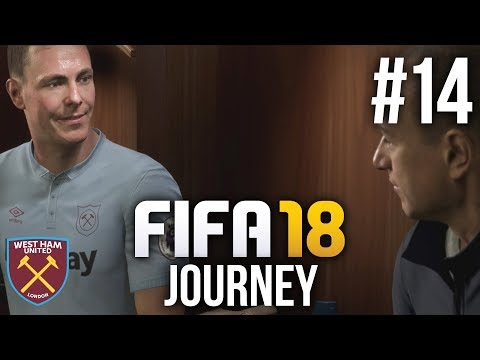 FIFA 18 The Journey Gameplay Walkthrough Part 14 - PREMIER LEAGUE RETURNS  (Full Game)
