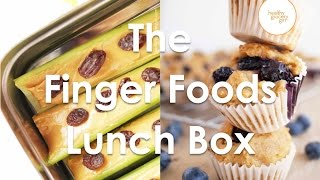The Finger Foods Lunch Box