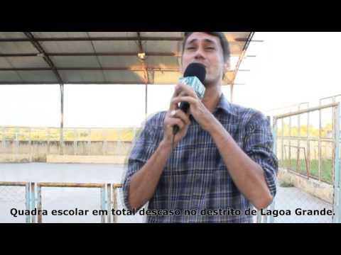 4° Reportagem da TV CENTRAL Lagoa Grande