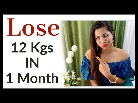 Full Day Diet/Meal Plan for Weight Loss  How to Lose Weight Fast Upto 12 Kg in 1 Month  Fat to Fab