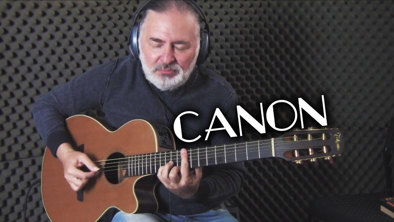 Canon Rock – Igor Presnyakov – acoustic fingerstyle guitar cover