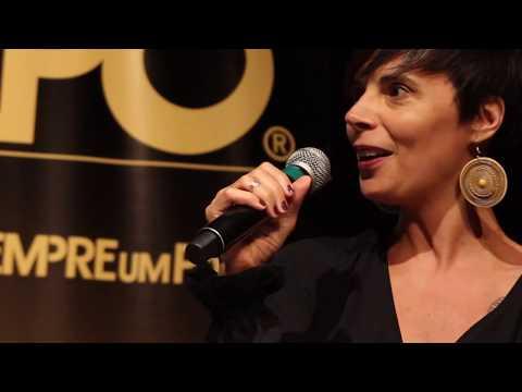 Adriana Lisboa e Luiz Ruffato no Sesc 24 de Maio
