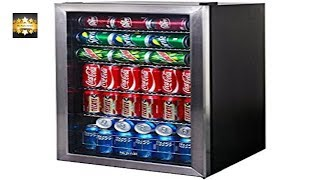"[DISCOUNT]  Lanbo 15"" Wide Beverage Wine Cooler, 80 Cans Review"