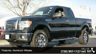 2012 Ford F-150 XLT - Phil Long Ford of Denver - Denver, ...