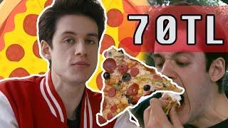 Video 3TL Pizza vs. 70TL Pizza (#SonradanGorme) MP3, 3GP, MP4, WEBM, AVI, FLV Februari 2018