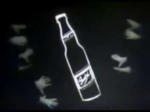 Vintage Commercial - Goebel Beer - Surreal Abstract