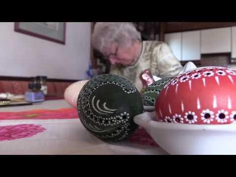 Ostereier Basteln für Profis – Bohren und Verzieren