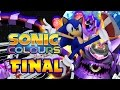 un Agujero Negro Sonic Colours Final Espa ol Hd