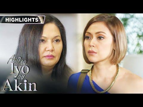 Marissa clears out to Lucing that she and Gabriel are not having an affair | Ang Sa Iyo Ay Akin