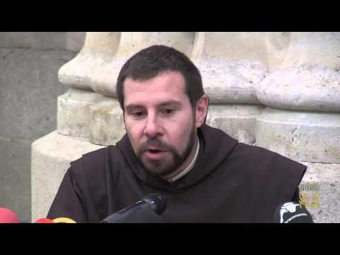 Presentación Expo Santa Teresa en Alba de Tormes - Antonio González