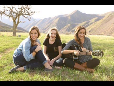 Mirrors- Justin Timberlake Acoustic Cover – Gardiner Sisters