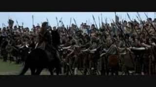 La vision et la liberté par William Wallace dans Braveheart