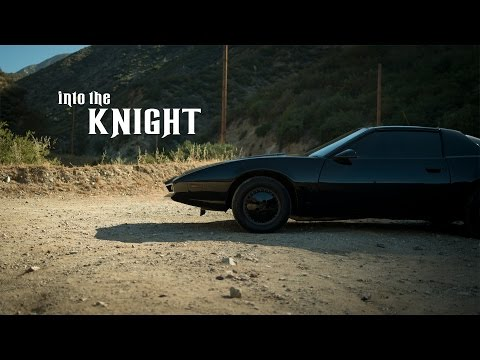theAFICIONAUTO Knight Rider