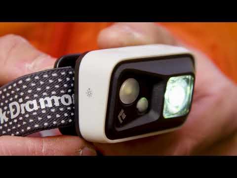 Vídeo - Lanterna de Cabeça Black Diamond Spot 300 lúmens