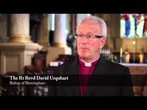 300 Years of Faith – Birmingham Cathedral in 2015