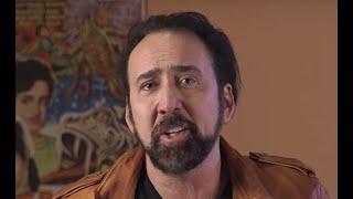 Nonton Nicolas Cage reads Poe's